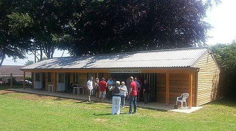 Braishfield Football Club Pavilion